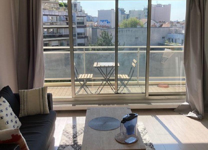 Appartement à louer 45.08m2 à Paris 14