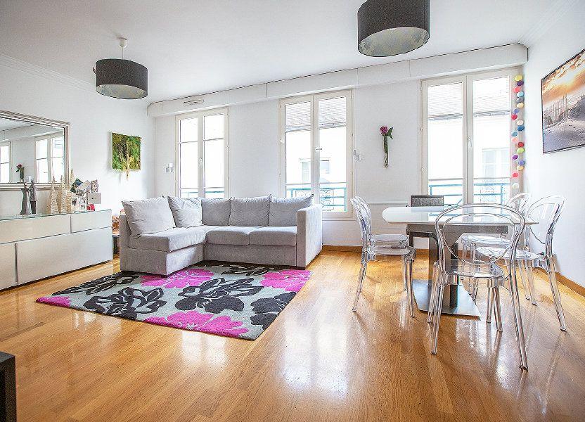 Appartement à louer 66m2 à Paris 15