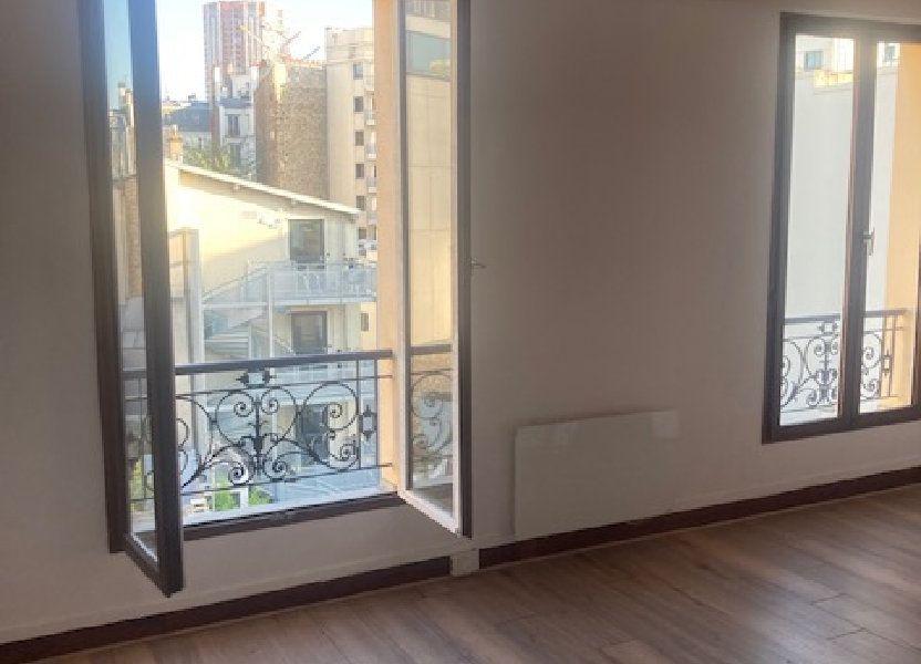 Appartement à louer 30m2 à Paris 13
