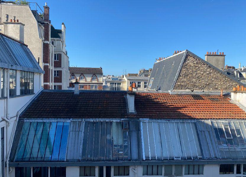 Appartement à louer 37m2 à Paris 14