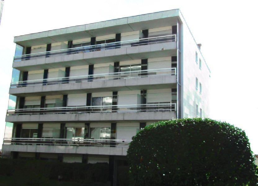 Appartement à louer 25.44m2 à Fontenay-sous-Bois