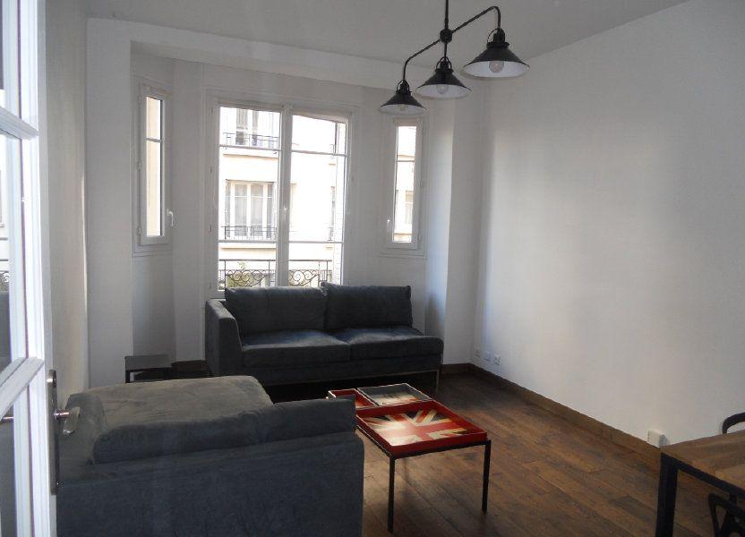 Appartement à louer 44.1m2 à La Varenne - Saint-Maur-des-Fossés
