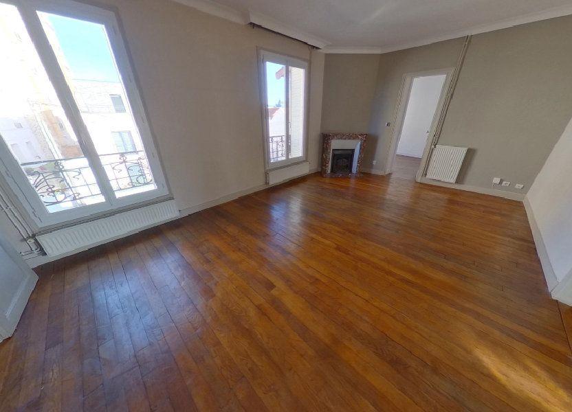 Appartement à vendre 79.3m2 à La Varenne - Saint-Maur-des-Fossés