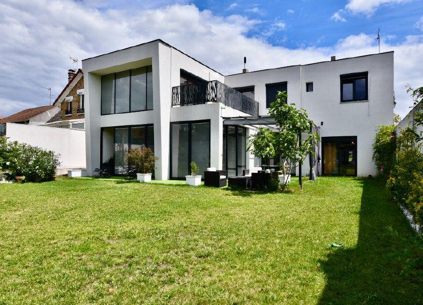 Appartement à vendre 240m2 à Saint-Maur-des-Fossés