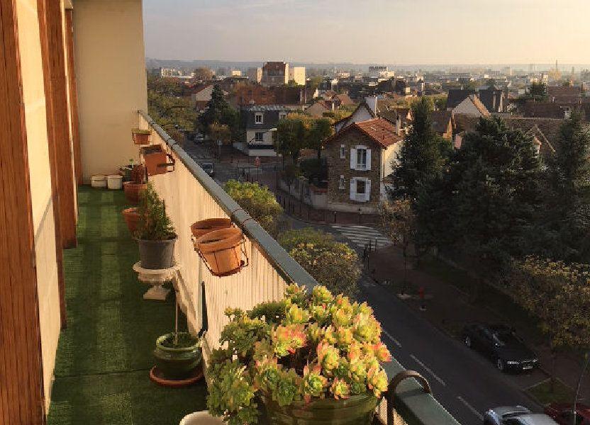 Appartement à vendre 84.79m2 à Saint-Maur-des-Fossés