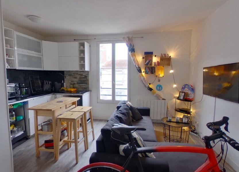 Appartement à vendre 29.82m2 à Saint-Maur-des-Fossés
