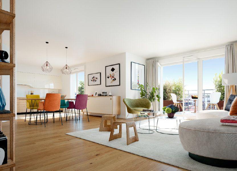 Appartement à vendre 41.25m2 à Saint-Maur-des-Fossés