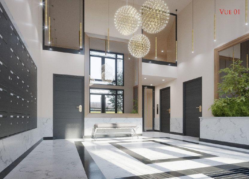 Appartement à vendre 41.04m2 à Saint-Maur-des-Fossés