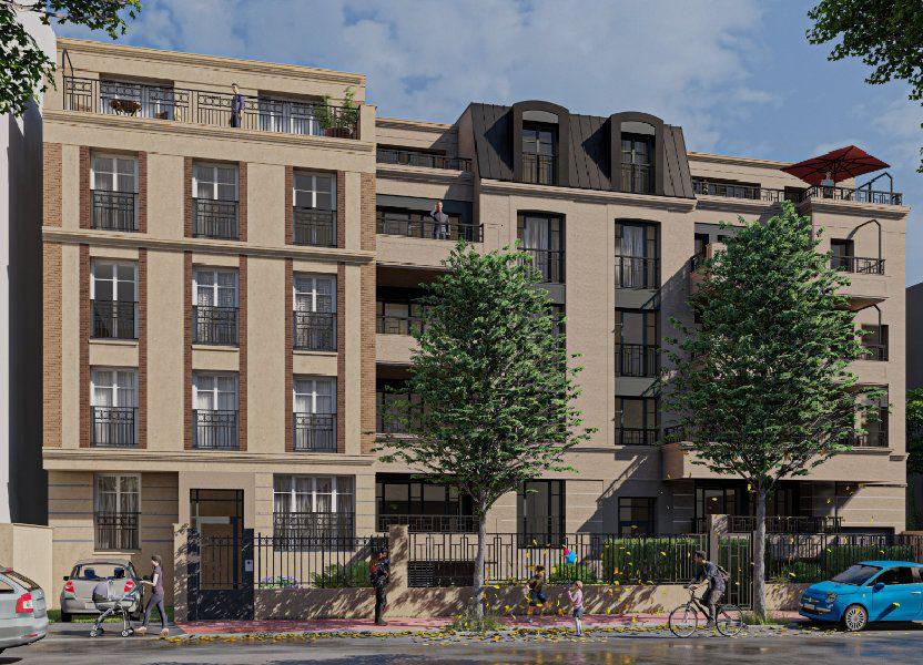 Appartement à vendre 42.98m2 à La Varenne - Saint-Maur-des-Fossés