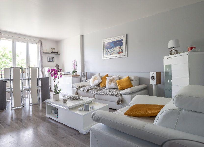 Appartement à vendre 84m2 à Villiers-sur-Marne