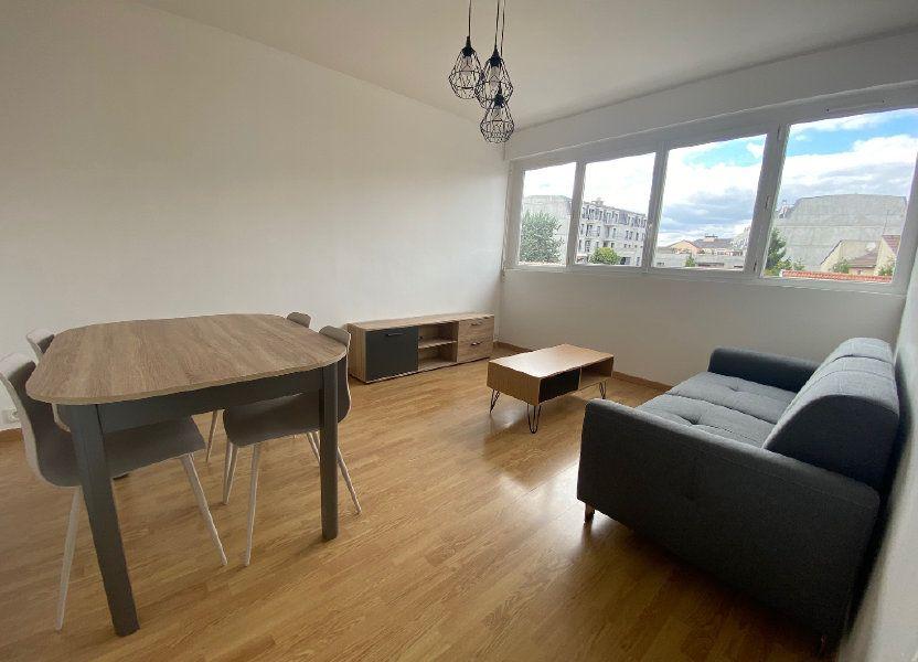 Appartement à louer 44.62m2 à Le Plessis-Trévise
