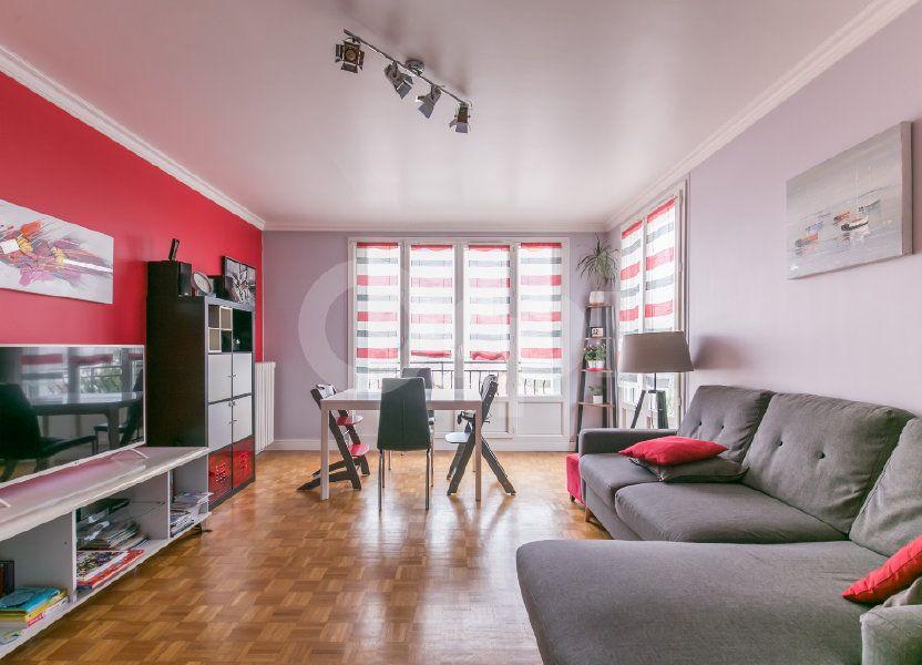 Appartement à vendre 69.86m2 à Saint-Maur-des-Fossés