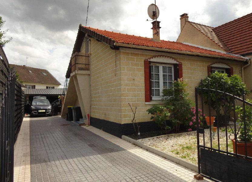 Maison à vendre 85m2 à Ozoir-la-Ferrière
