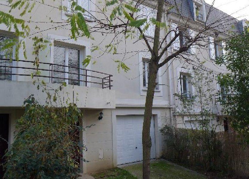 Appartement à vendre 83.12m2 à Rosny-sous-Bois