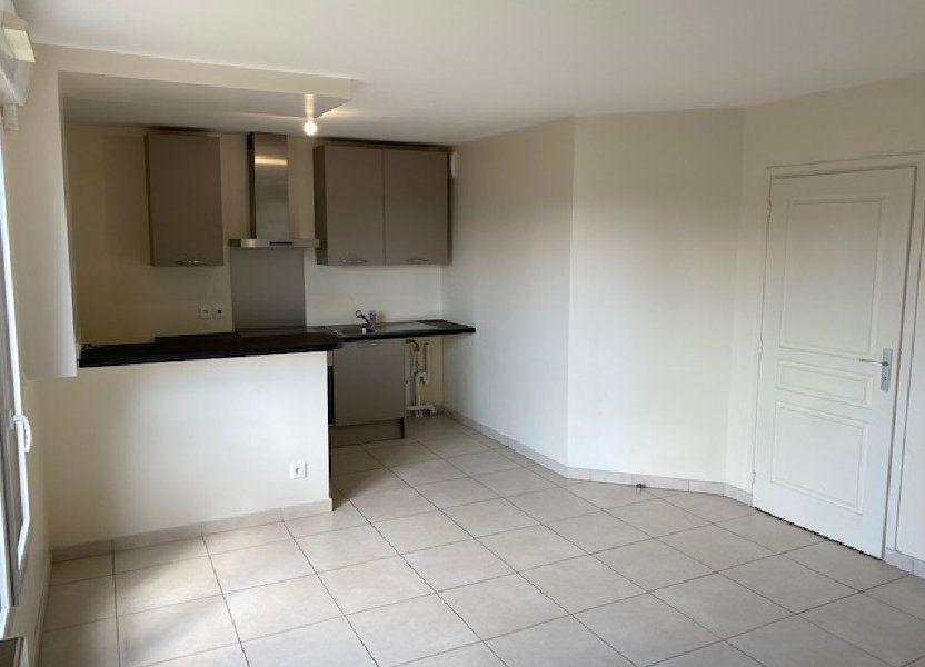 Appartement à louer 51.4m2 à Rosny-sous-Bois