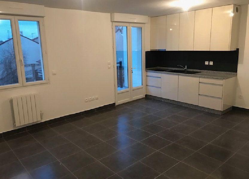Appartement à louer 35.53m2 à Fontenay-sous-Bois