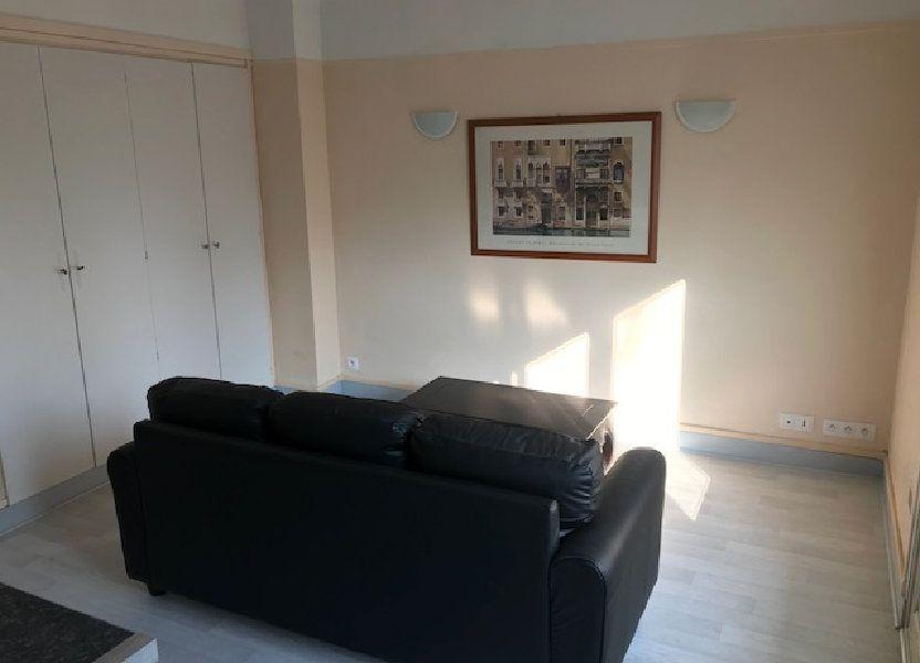 Appartement à louer 37.02m2 à Montreuil
