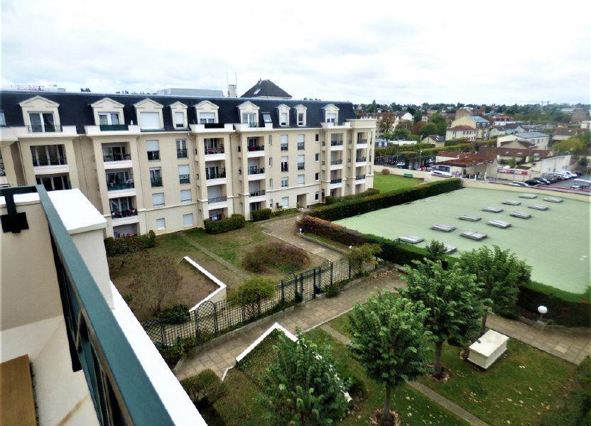 Appartement à vendre 104m2 à Livry-Gargan