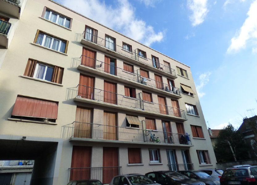 Appartement à vendre 26m2 à Rosny-sous-Bois