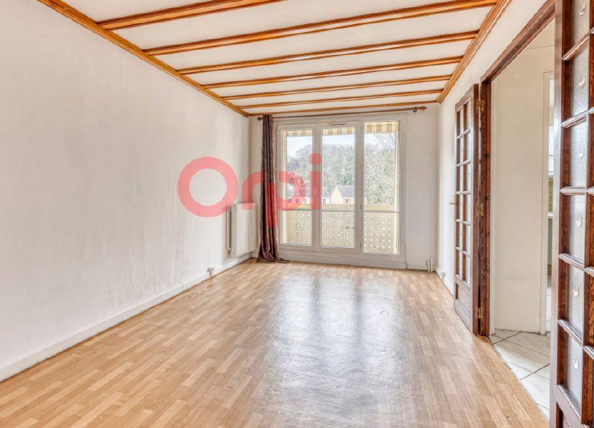 Appartement à vendre 53.11m2 à Rosny-sous-Bois