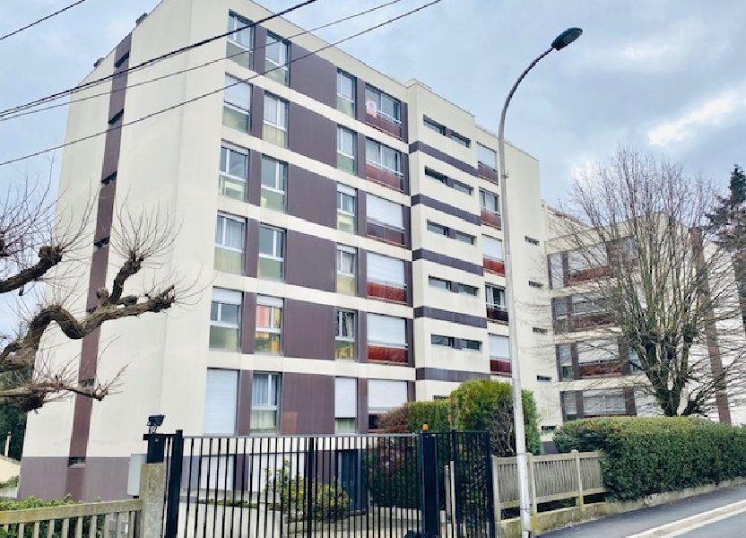 Appartement à louer 27.38m2 à Rosny-sous-Bois