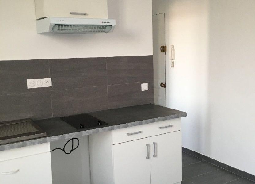 Appartement à louer 28.17m2 à Bondy