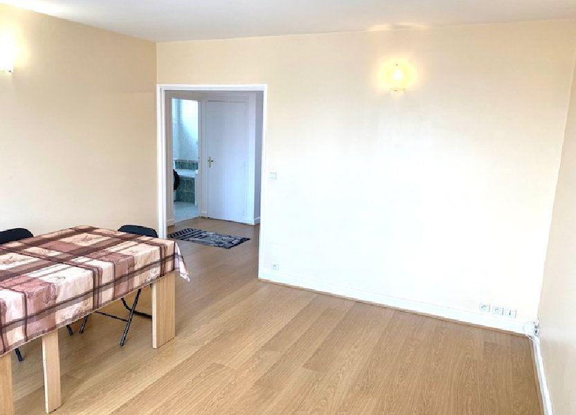 Appartement à louer 60.48m2 à Rosny-sous-Bois