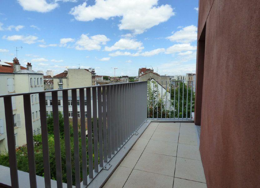 Appartement à vendre 74m2 à Noisy-le-Sec