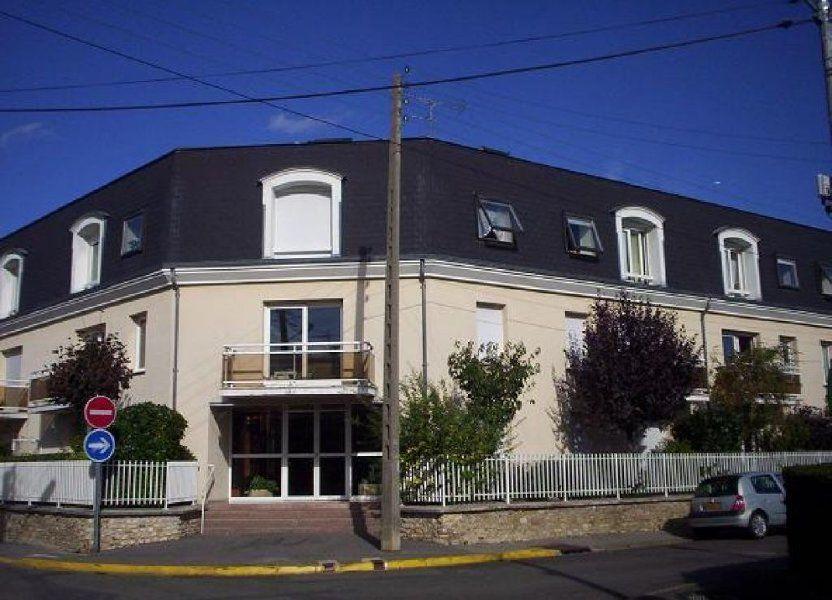 Appartement à louer 39.37m2 à Ozoir-la-Ferrière