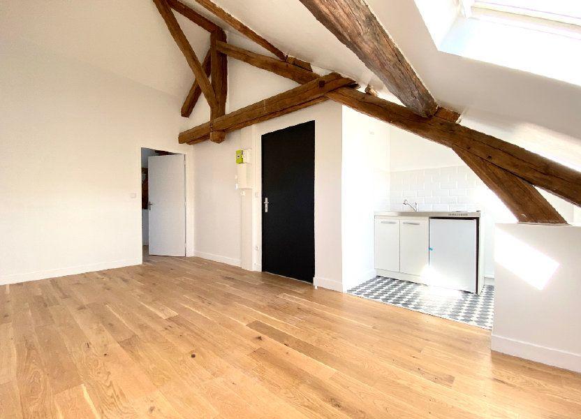 Appartement à louer 23m2 à Ozoir-la-Ferrière