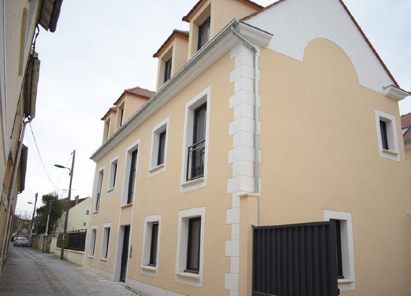 Appartement à louer 45m2 à Ozoir-la-Ferrière