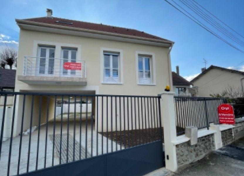 Appartement à vendre 50.01m2 à Ozoir-la-Ferrière