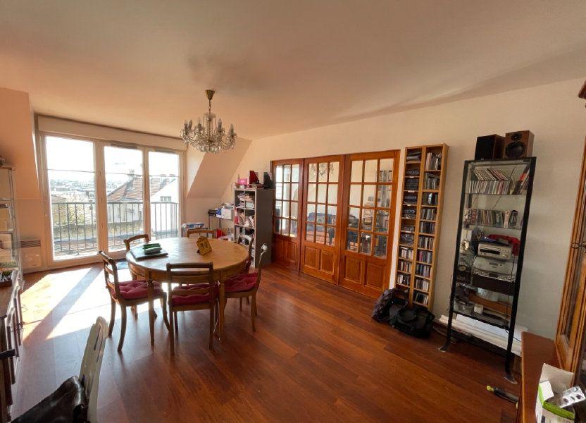 Appartement à vendre 95m2 à Villiers-sur-Marne