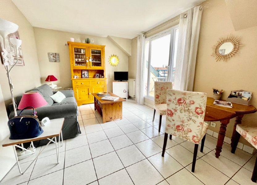 Appartement à vendre 38m2 à Roissy-en-Brie
