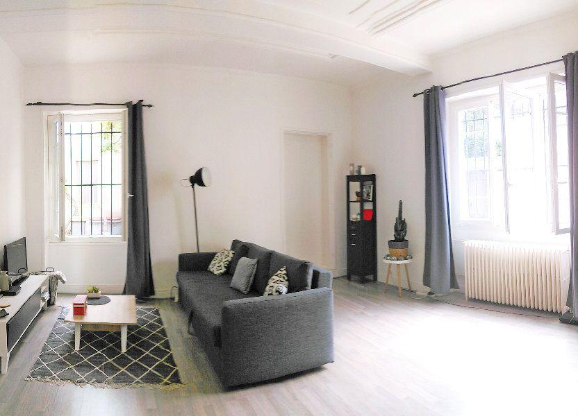Appartement à louer 38m2 à Fontainebleau