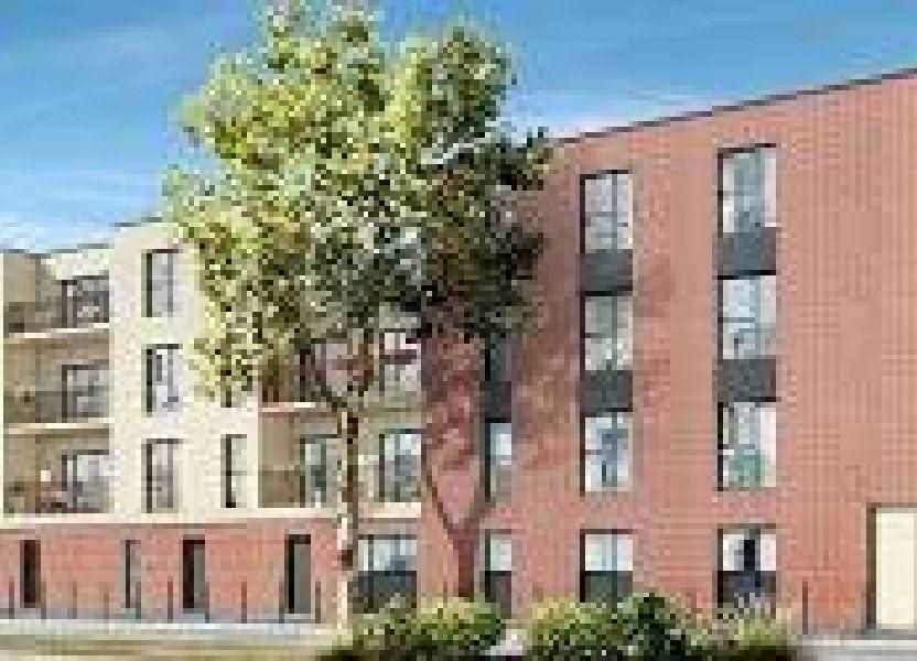 Appartement à vendre 77m2 à Dammarie-les-Lys