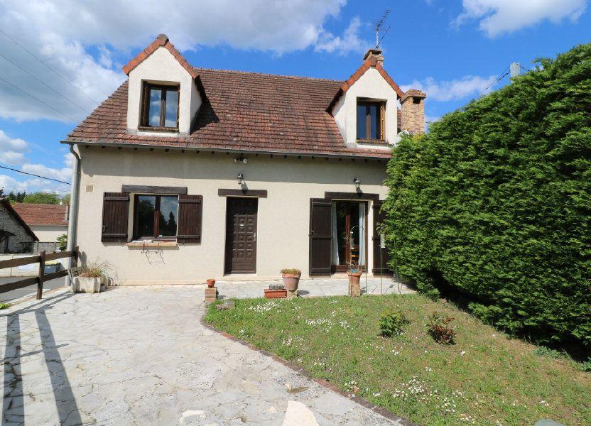 Maison à vendre 123m2 à Montigny-sur-Loing