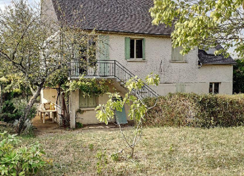 Maison à vendre 102m2 à Saint-Rémy-du-Val