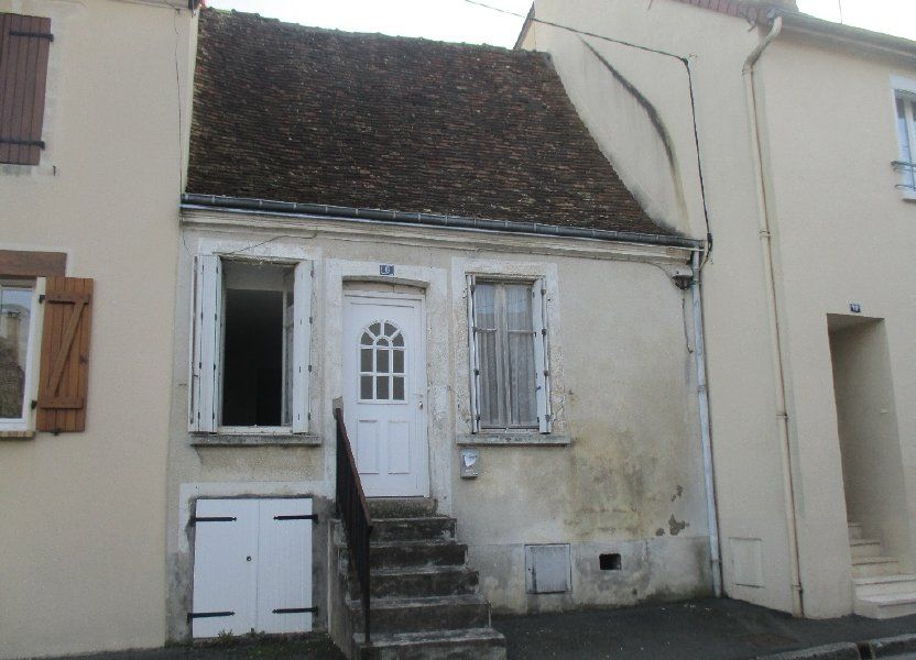 Maison à vendre 40m2 à Mamers
