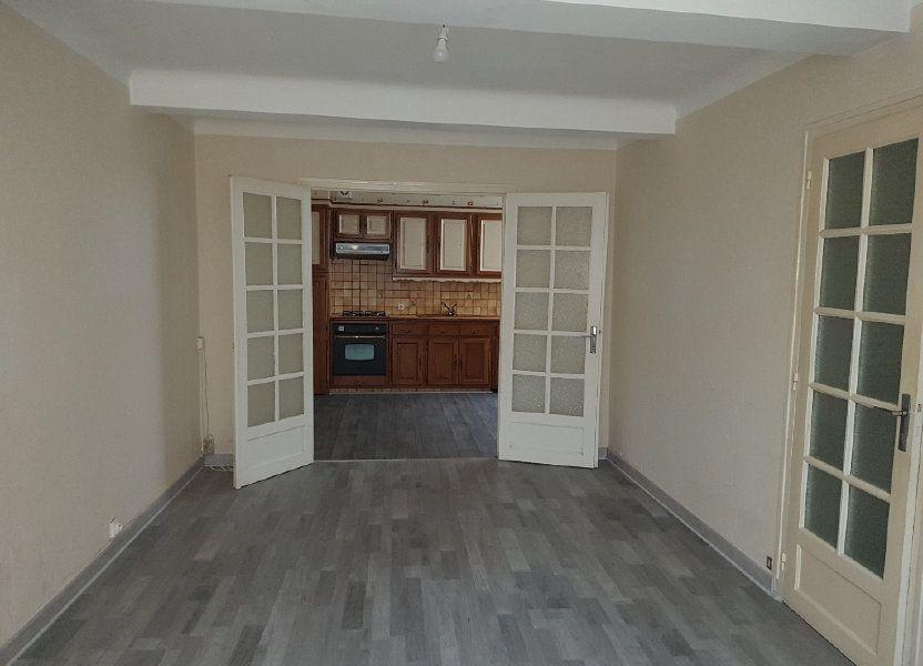 Maison à louer 67m2 à Mamers