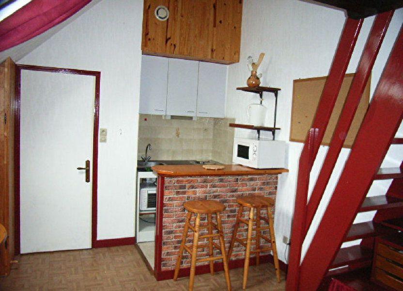Appartement à louer 15m2 à Le Croisic