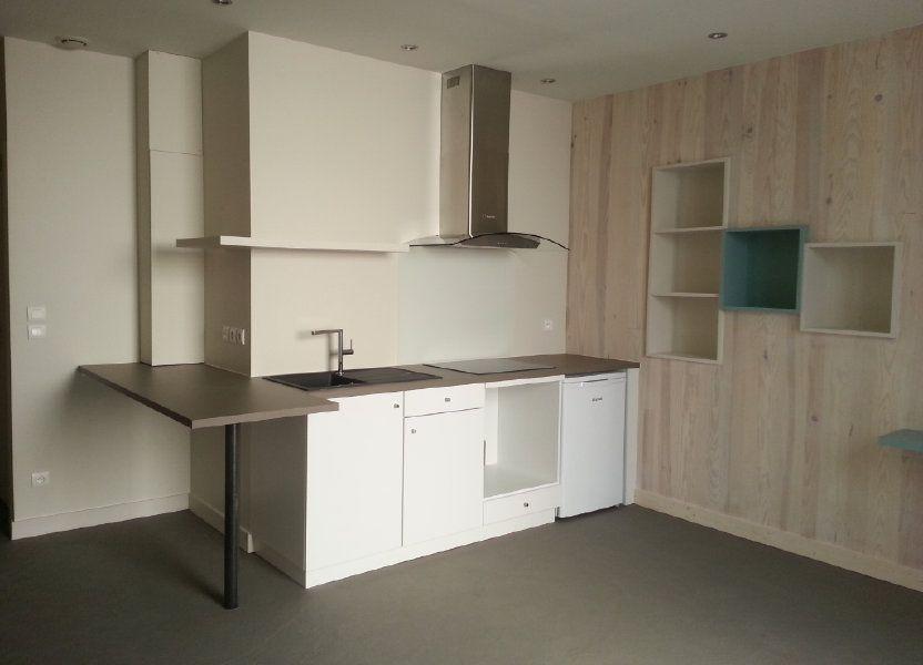 Appartement à louer 35m2 à La Rochelle