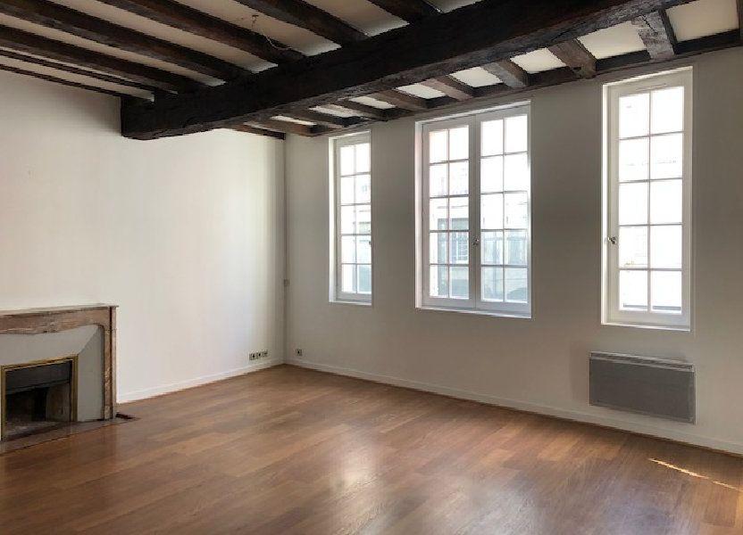 Appartement à vendre 60.58m2 à La Rochelle