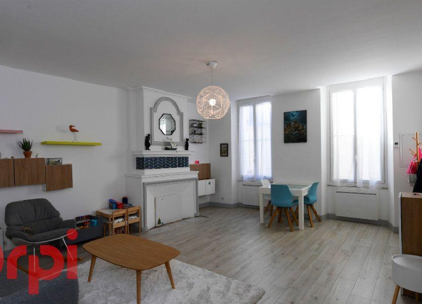 Appartement à vendre 85.91m2 à La Rochelle