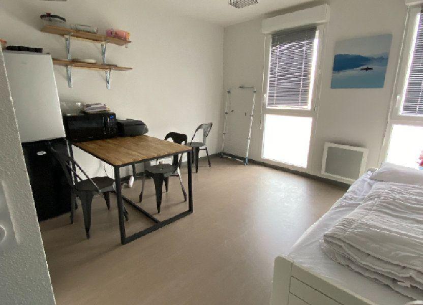 Appartement à louer 21.36m2 à La Rochelle