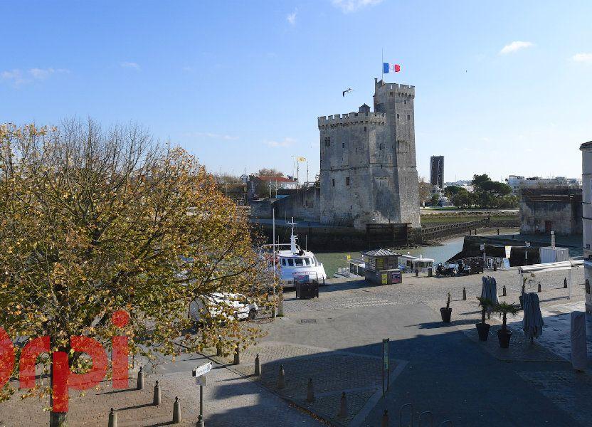 Appartement à vendre 77m2 à La Rochelle