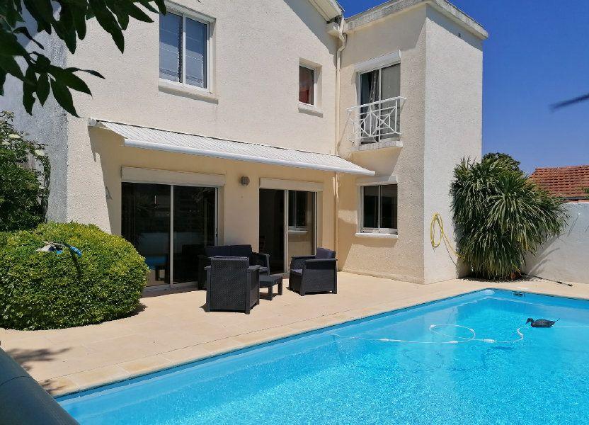 Maison à vendre 135m2 à La Rochelle