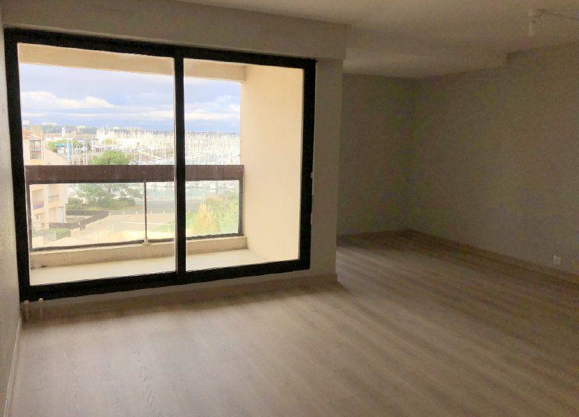 Appartement à louer 39.81m2 à La Rochelle
