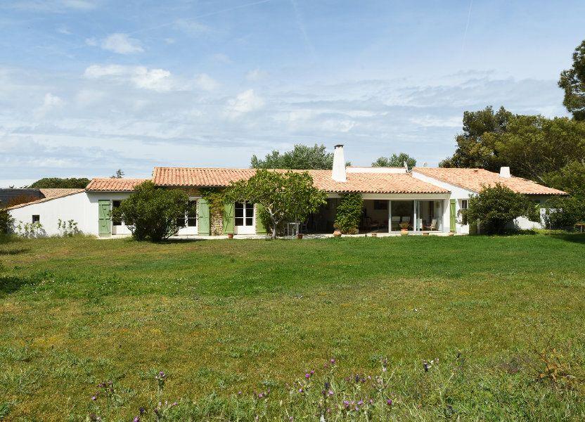 Maison à vendre 184m2 à Les Portes-en-Ré