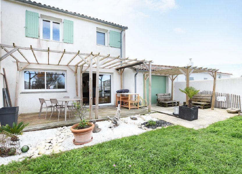 Maison à vendre 97.5m2 à La Couarde-sur-Mer